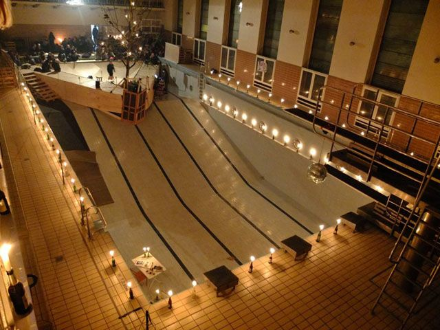 1000 images about when i travel to on pinterest macau mauritius and pools - Indoor swimming pool berlin ...