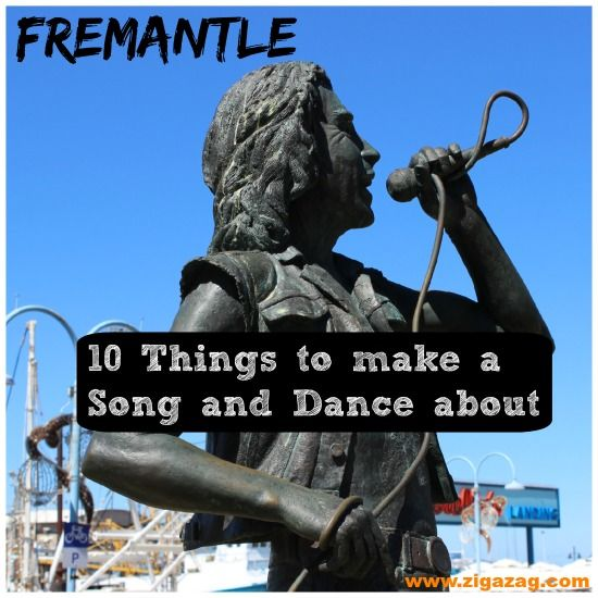 Fremantle, close to Perth, but distant in character, has lots to offer on a day trip from the city. Jo brings us 10 different things to do in Fremantle ...