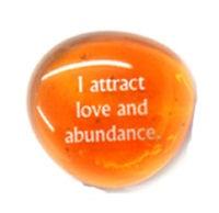 I attract love and abundance.: Glasses Stones, Boards 2013, Affirmations Stones, Glasses Pockets, Glasses Dsas, Beach Decor, Vision Boards, Colors Glasses, Colored Glass