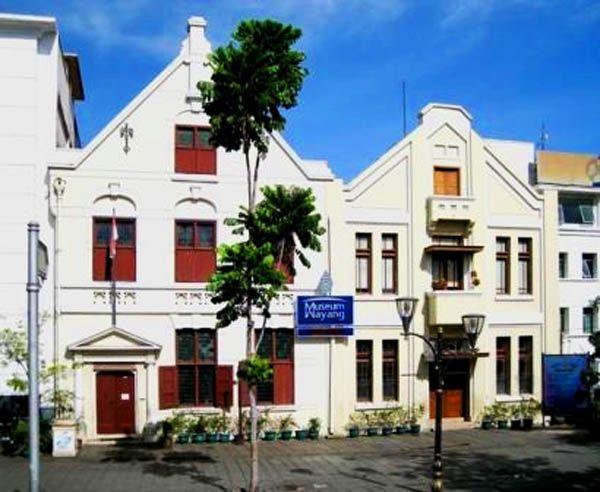 museum wayang - Jakarta www.mercurejakartasimatupang.com