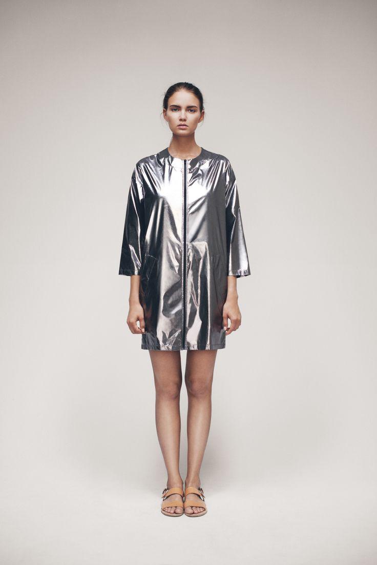 Iris Coat | Samuji SS15 Seasonal Collection