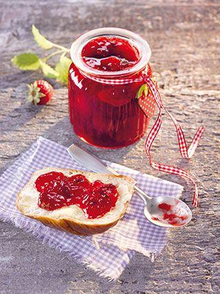 Strawberry Lemon Marmalade Recipe