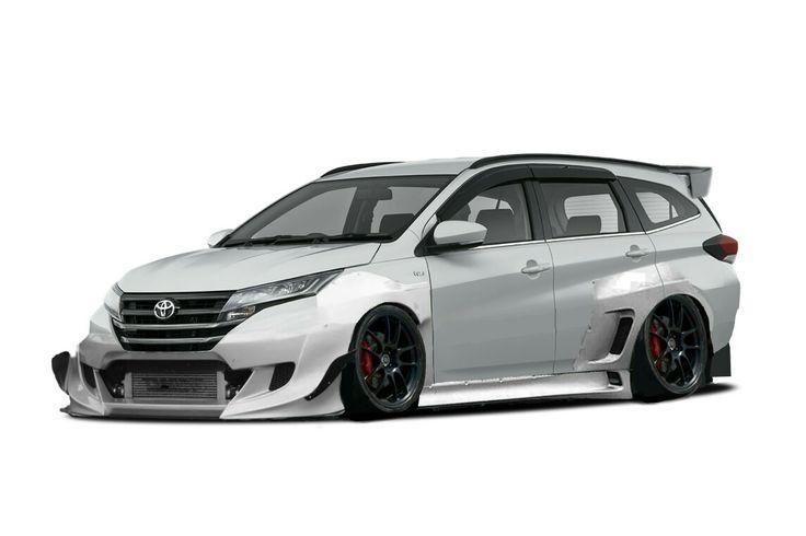 Toyota Rush Rocket Bunny