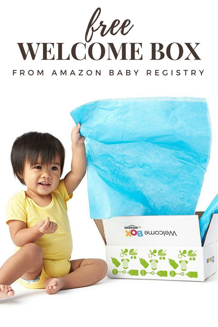 Get a FREE baby box from Amazon! Click here to find out how you can celebrate your pregnancy, start a baby registry, or give a gift to your mom self.