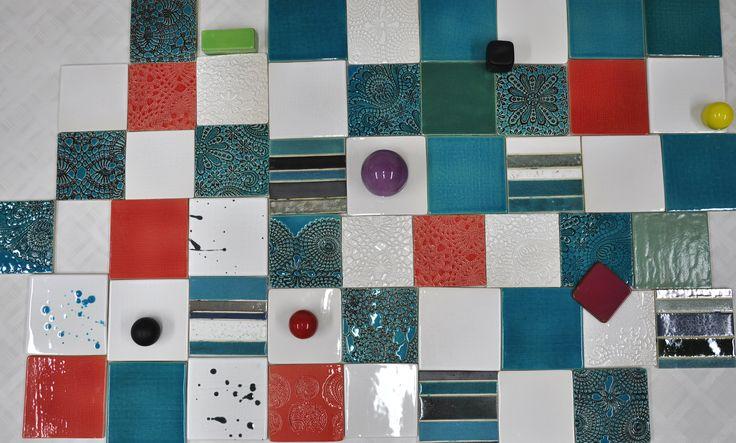 ceramic tiles by Inżynieria Designu www.inzynieriadesignu.pl