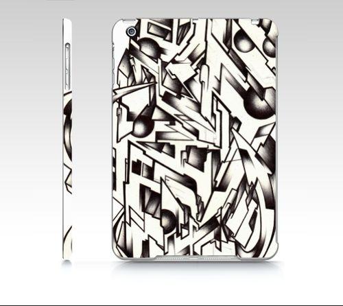 Fraze iPad case by Dustin Zane Poole by Studio Phi Tattoos