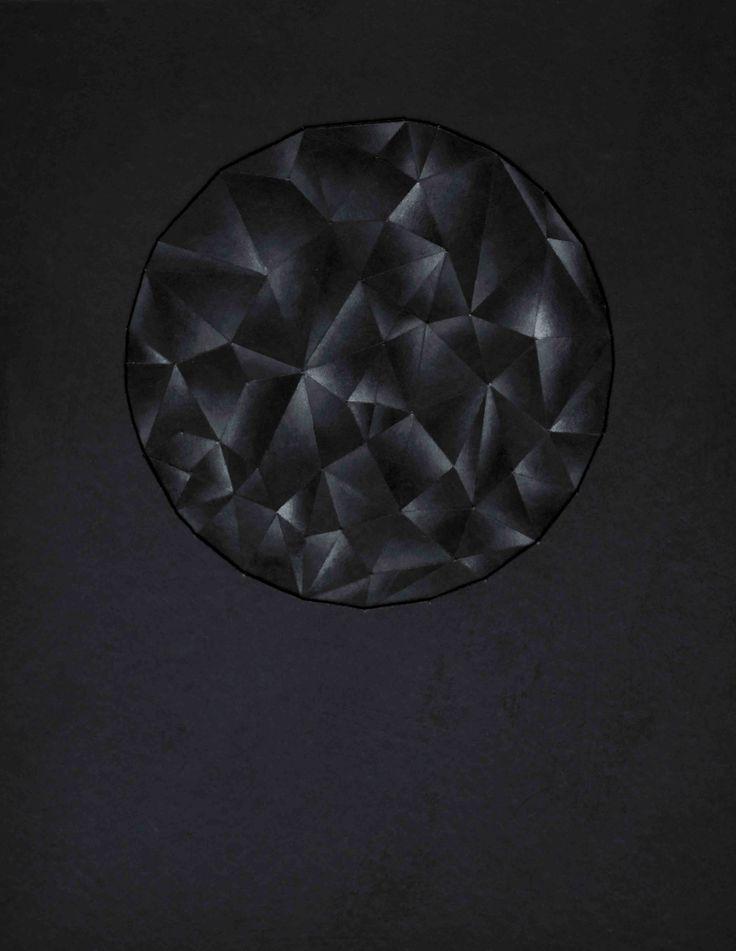 Moon  35x45cm Piotr Olszak