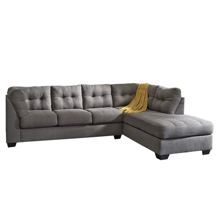 1000 ideas about sectional furniture on pinterest for Ashley microfiber sectional with chaise