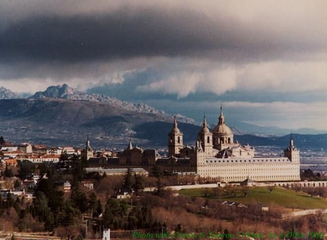 monasterio de El Escorial