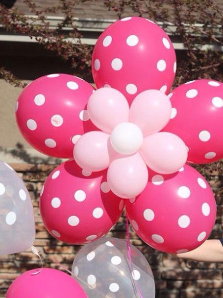 Poke a dot balloons