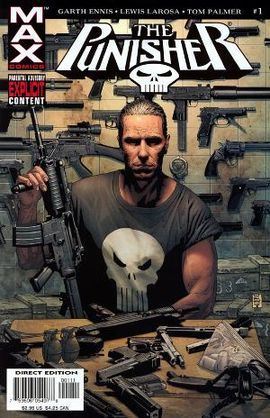 The Punisher (Max) - Marvel Puzzle Quest Wiki - Wikia