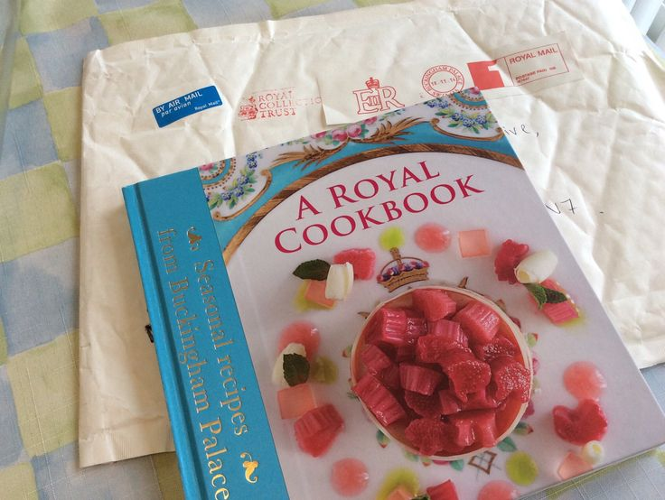 Buckingham Palace S First Official Cookbook A Royal