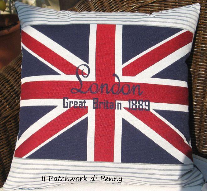 Cuscino London
