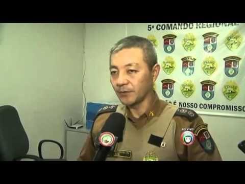 Terroristas do MST recebem policiais à bala e levam a pior