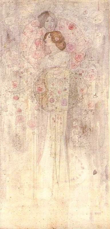 Charles Rene Mackintosh - Fairies (1898)
