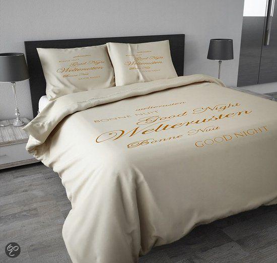 """Dekbed """"Welterusten"""" van Sleeptime, bij Bol.com"""