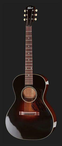 Gibson L-00 Vintage 2017 - Thomann   www.thomann.de colour: vintage sunburst - #acoustic #steel #guitar #guitarist
