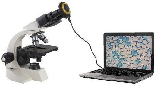 Digital Camera Eyepiece 3.0MP untuk Mikroskop.