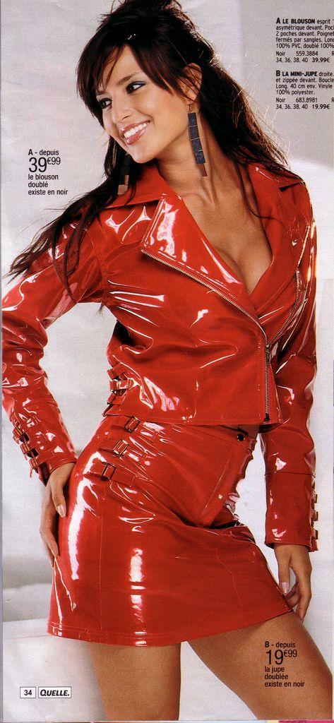 Red Pvc Dress Scan Gt Gt Gt Gt Gt Pvc4fun