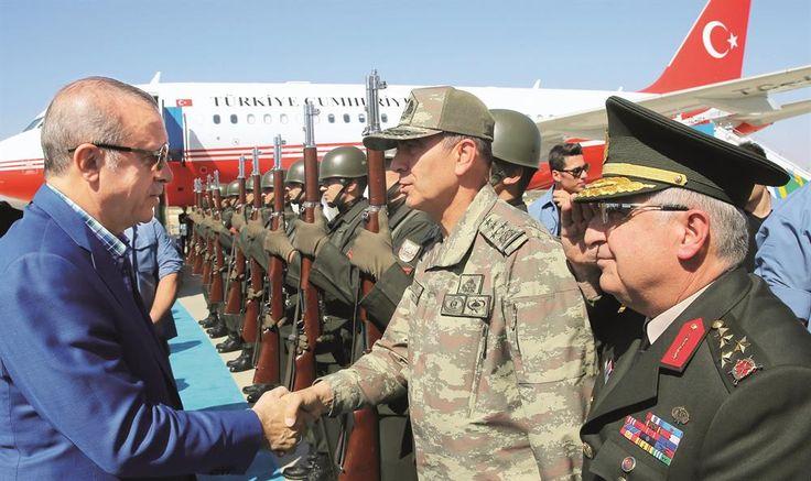 ΕΚΤΑΚΤΟ: Ο Ρ.Τ.Ερντογάν ανακοίνωσε νέες πολεμικές εκστρατείες – Για Αιγαίο-Κύπρο αναφέρουν Ρώσοι και δυτικοί – Στρατηγός Κ.Ζιαζιάς: «Αν οι Τούρκοι κάνουν βήμα θα το πληρώσουν ακριβά»