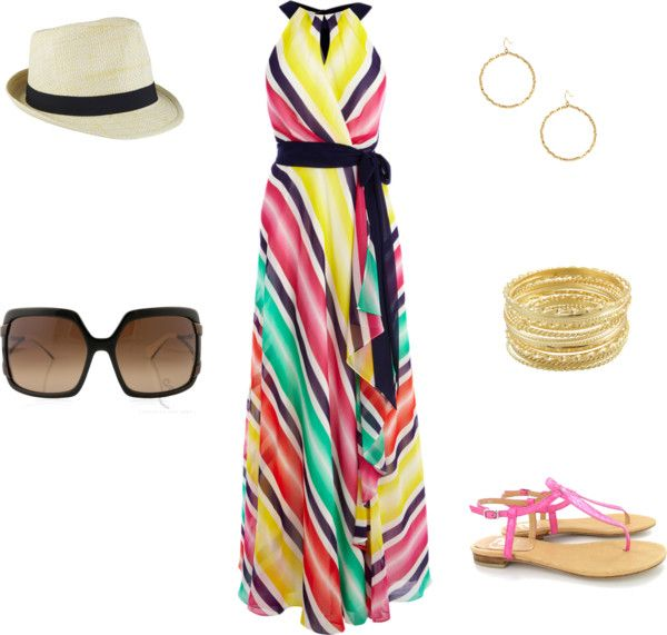 """""""Cruise Wear"""" by tayloraglines on Polyvore"""