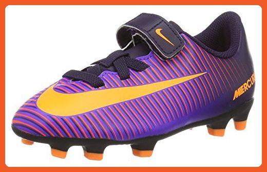 Nike Kids Jr Mercurial Vortex III V FG Soccer 11 - Athletic shoes for women (*Amazon Partner-Link)