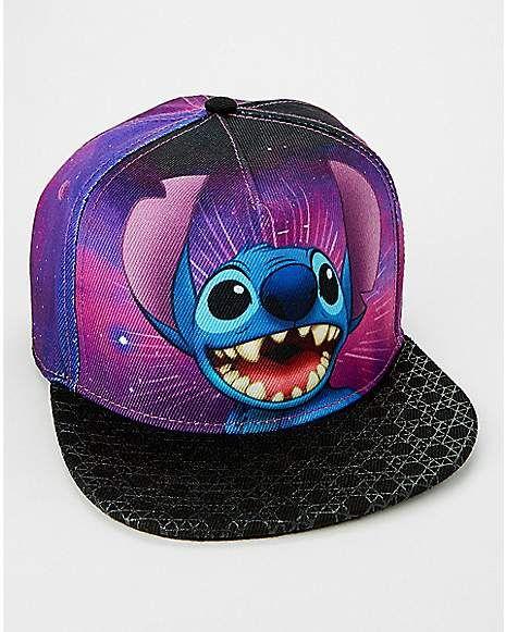 464b919e03 Galaxy Stitch Snapback Hat - Disney - Spencer s