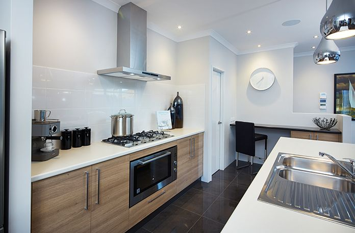 the fusion display home kitchen