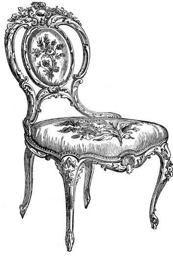Антикварная мебель - красивые картинки и рисунки