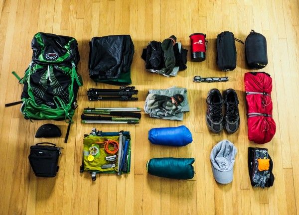 Iceland Hiking The Laugavegur Trail Packing List