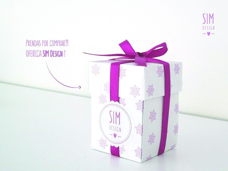 Deixe que a SIM Design faça parte do seu Natal!