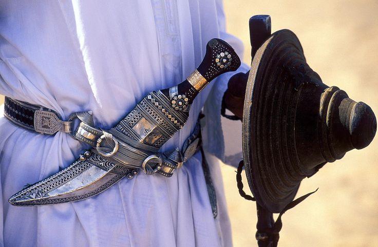 Omani Dagger | by Oman Tourism