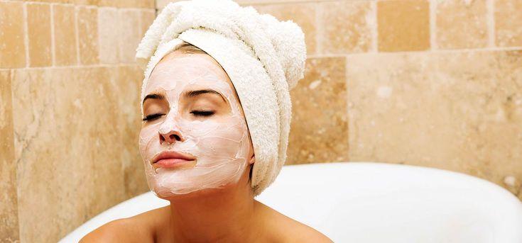 5 Hausgemachte Hautstraffung Gesichtsmasken Sie sollten unbedingt versuchen,