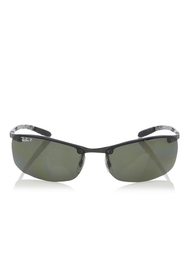 Ray-Ban Herenzonnebril met gepolariseerde glazen RB8305