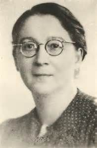 Rose Valland - kept records of Nazi plunder which enabled many priceless pieces to be recovered