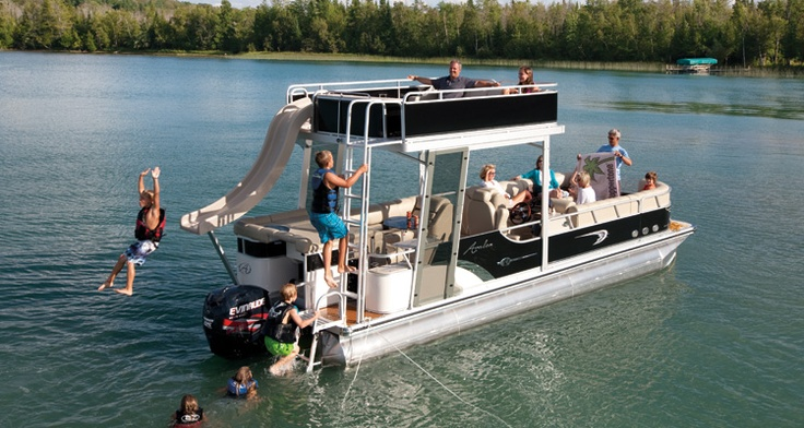 party boat....fun for everyone!