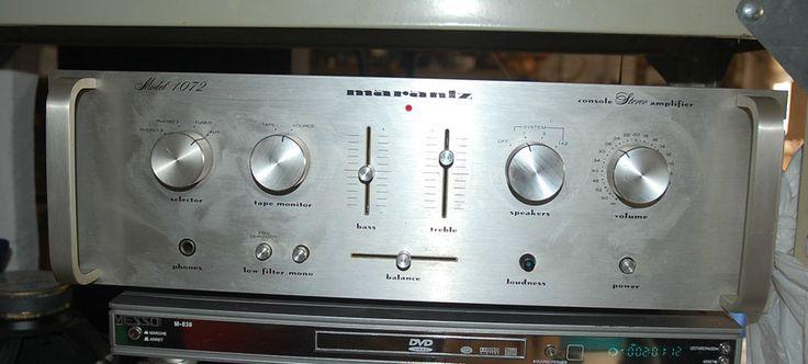 Les 25 meilleures id es de la cat gorie ampli hifi sur pinterest platine vi - Ampli platine vinyle ...