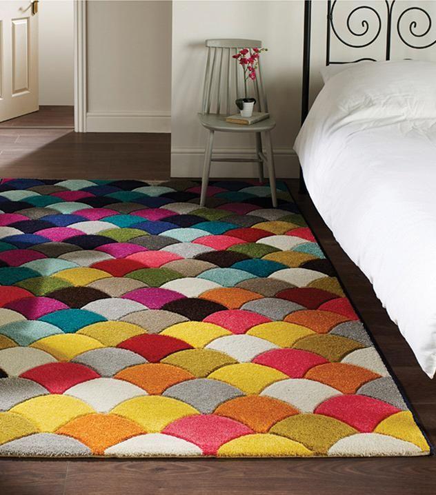 Mejores 35 im genes de alfombras en pinterest alfombras - Alfombras de pasillo modernas ...