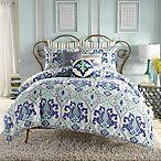Anthology™ Jolie Reversible Twin/Twin XL Comforter Set in Blue $99.99