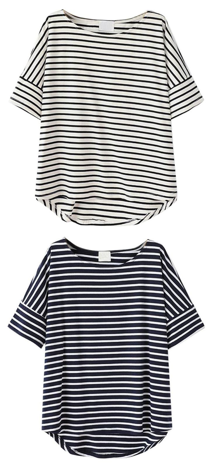 Perfect Striped Tees
