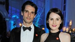 Downton Abbey star Michelle Dockery's boyfriend John Dineen has passed away after fighting a rare form of cancer. He was just 34
