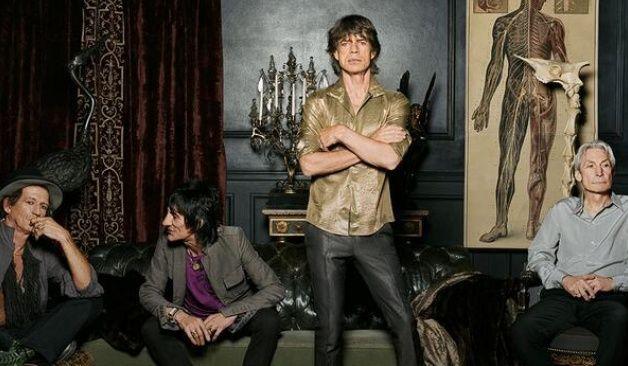 Los Rolling Stones se embarcan en una gira por Asia y Oceanía