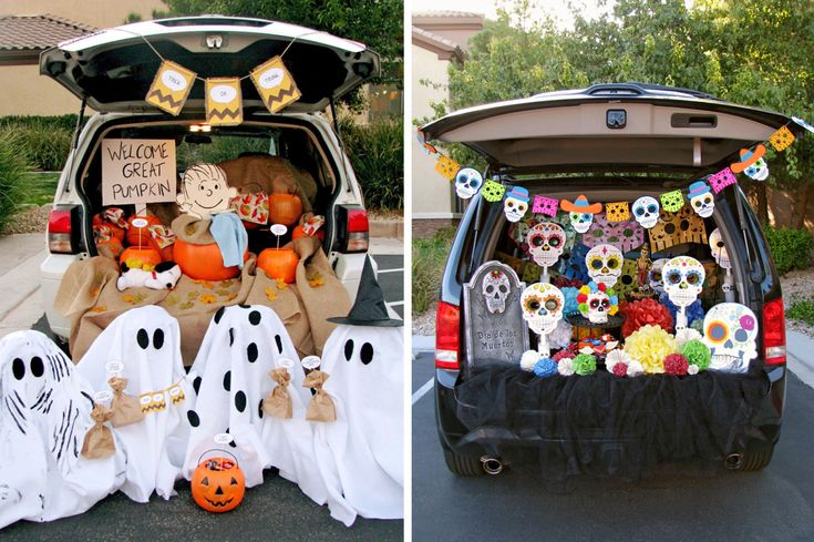 What is Trunk-or-Treating? All About This Halloween Trend - Rachael Ray Every Day