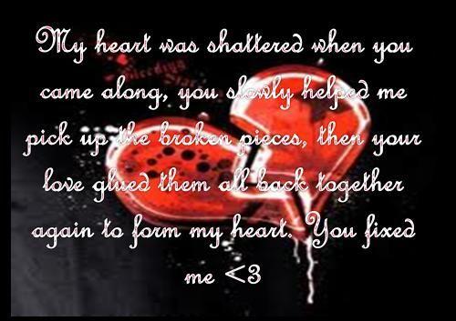 Broken Hearts Quotes Image Quotes At Hippoquotes Com: 25 Best Broken Heart
