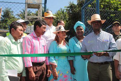 Corpoguajira entregó sistemas de abastecimiento de agua en Riohacha