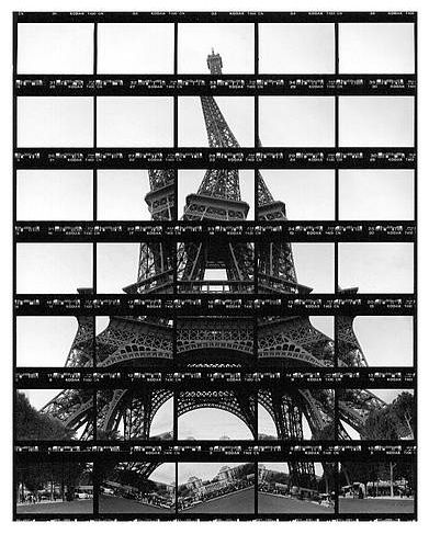 The Tower is an object which sees, a glance which is seen - but does it float