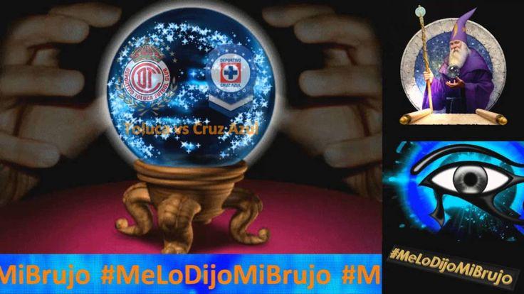 Toluca VS CruzAzul  Duelo de Desesperados #MeLoDijoMiBrujo