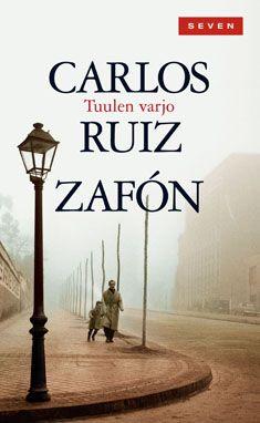 Tuulen varjo - Carlos Ruiz Zafon - 7,45€