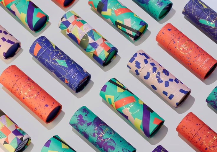 NICHE Tea Packaging by @IWANTdesign http://mindsparklemag.com/design/niche-tea-packaging/