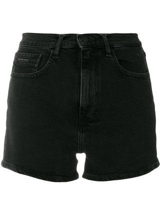 Ck Jeans fitted denim shorts